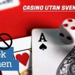Casino utan svensk licens – en farlig ny trend?