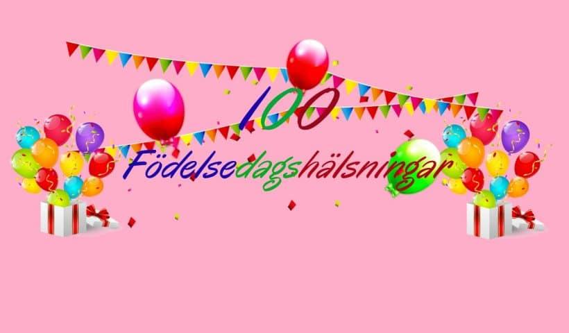 Grattis på födelsedagen huvudbild